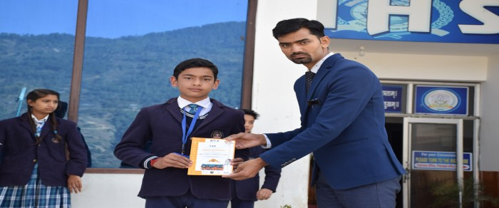 Science Space Olympiad 2019-20